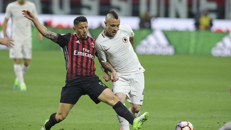 Serie A Milan-Roma 1-4: il tabellino