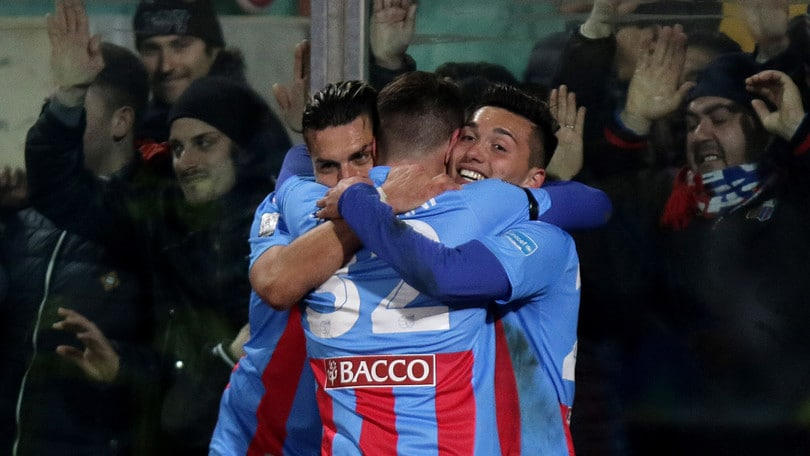 Lega Pro, Catania e Unicusano Fondi ai playoff. Monopoli salvo