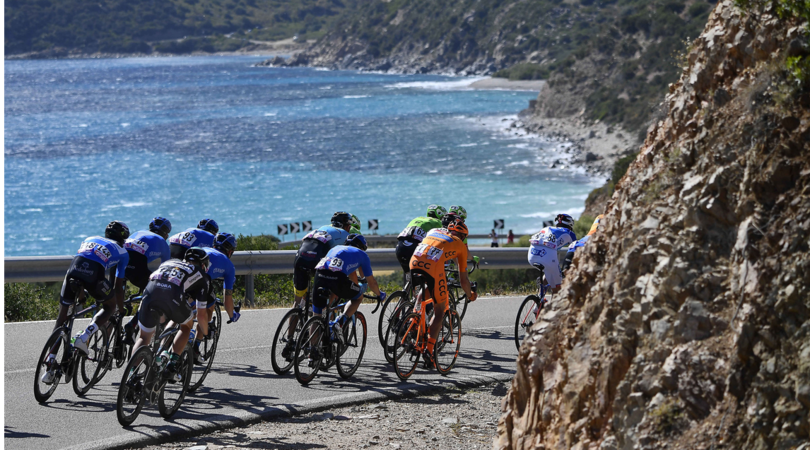 Giro d'Italia,i primi verdetti nella 4ª tappa da Cefalù all'Etna