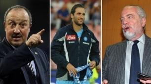 Calciomercato Napoli: ecco i nomi che Benitez scrisse su un tovagliolo