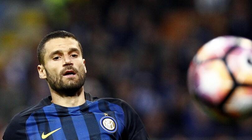 Inter, Candreva: «Anno difficile, ci scusiamo con i tifosi»
