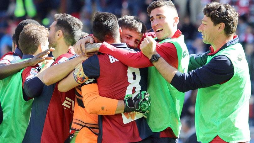 Serie A Genoa, il ritiro continua: squadra in volo verso Palermo