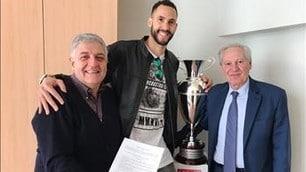 Volley: Superlega, Juantorena rinnova per altre tre stagioni
