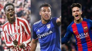 Il Napoli dei sogni: da Williams a Suarez