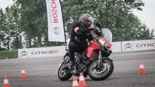 Sulla moto in sicurezza con Ducati e Bosch: i corsi DRE Safety