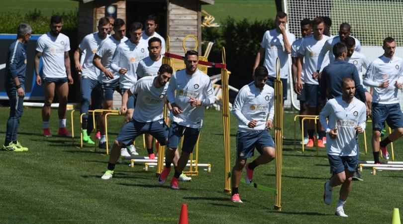Inter, clima teso: confronto tra dirigenti e squadra