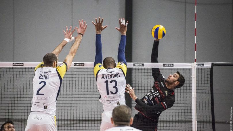 Volley: A2 Maschile, Spoleto cerca la vittoria per arrivare a Gara 5