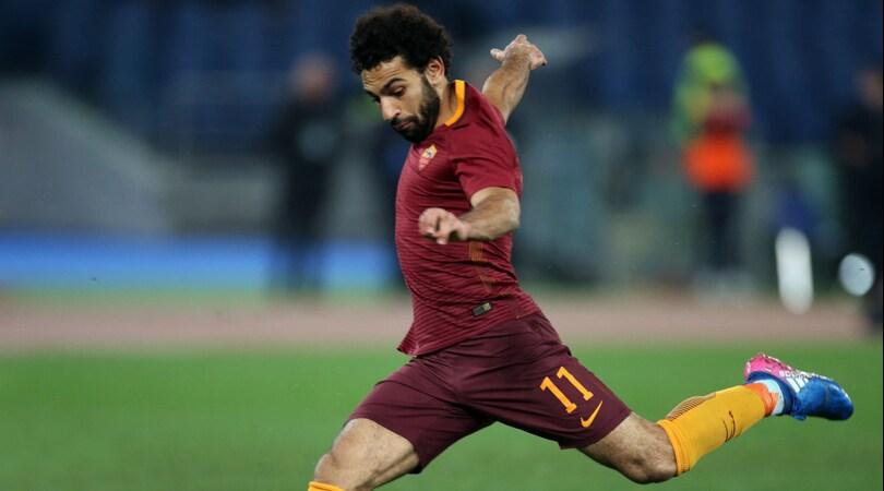Calciomercato Roma, Salah nel mirino del Liverpool