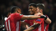 Europa League: United facile, l'impresa del Lione a 5,00