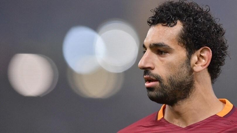 Roma, Salah allo 'Szczesny show': «Totti è magico»