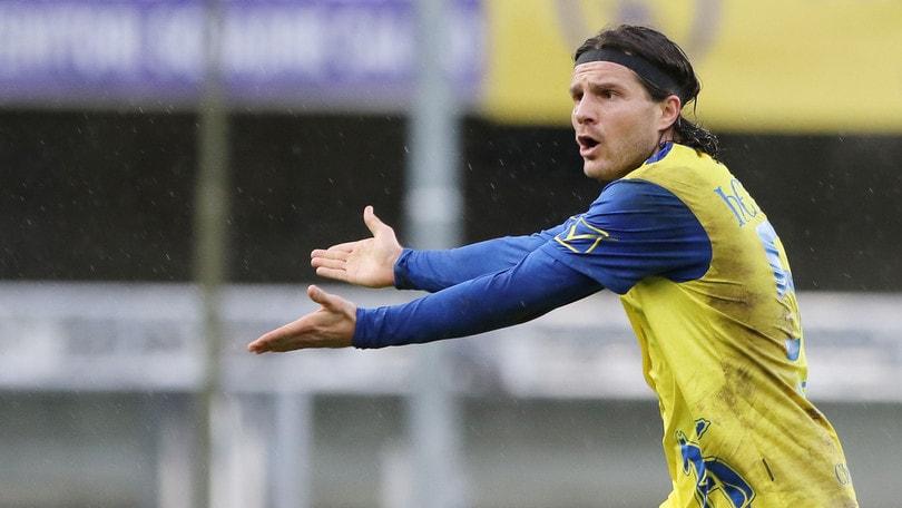 Serie A Chievo, differenziato per Hetemaj e Rigoni