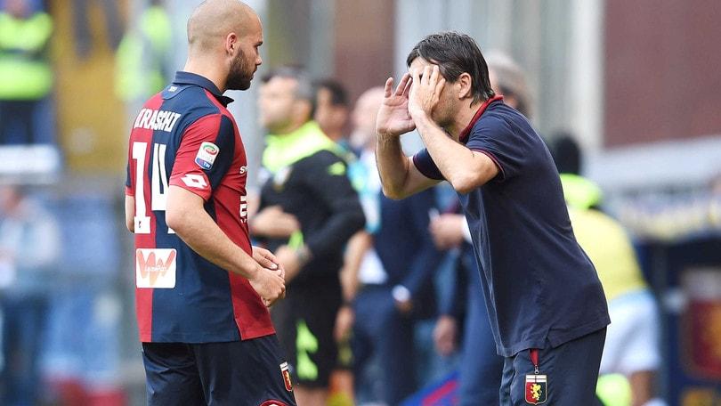 Serie A Genoa, Biraschi: «Bella la prima da titolare, voglio la salvezza»
