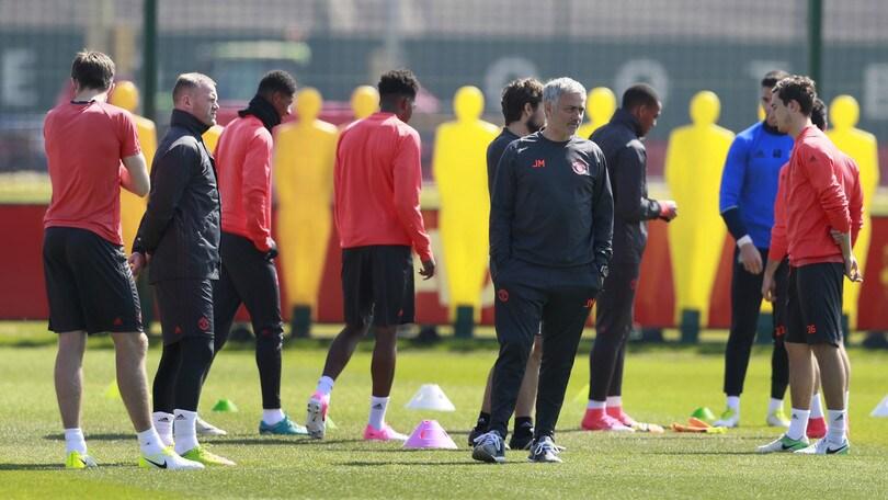 Mourinho: «United, col Celta si fa la storia»