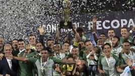 Recopa: ritorno a Medellin, Chapecoense perde ma vince la paura
