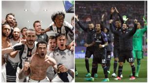 Juventus-Real Madrid, l'undici a confronto