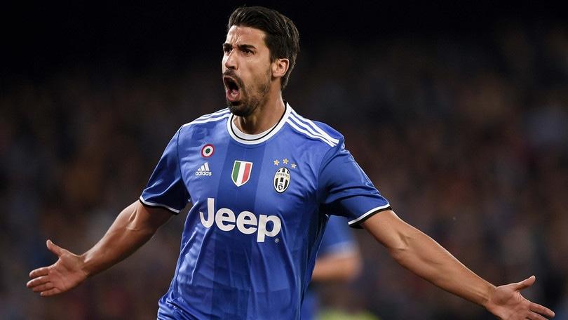 Juventus, Khedira rassicura i tifosi: «Solo due giorni di riposo»