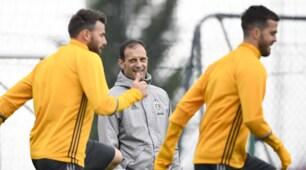Juventus, obiettivo scudetto: di corsa all'Olimpico