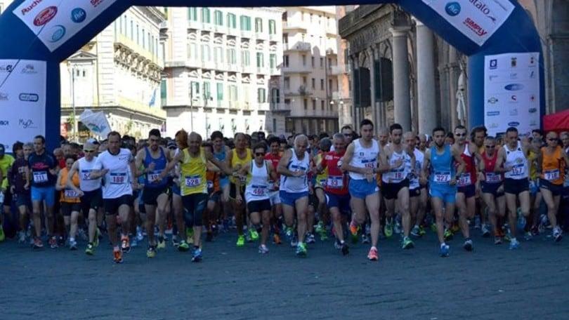 Walk of life, a Napoli si corre per la ricerca