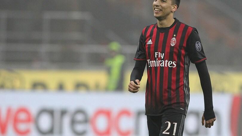 Serie A Milan, Vangioni: «Atalanta? E' come una finale»