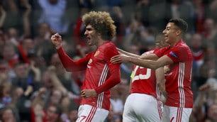 Manchester United-Celta Vigo 1-1: Mourinho in finale