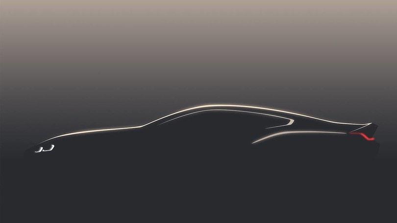 BMW conferma l'arrivo della nuova Serie 8