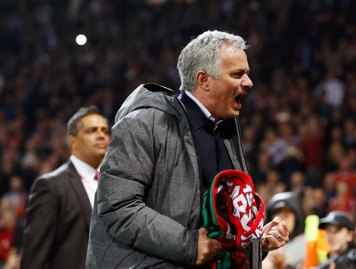 Europa League, trionfo Mourinho a 1,85