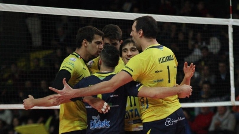 Volley: A2 Maschile, Castellana e Spoleto, tutto in una sera