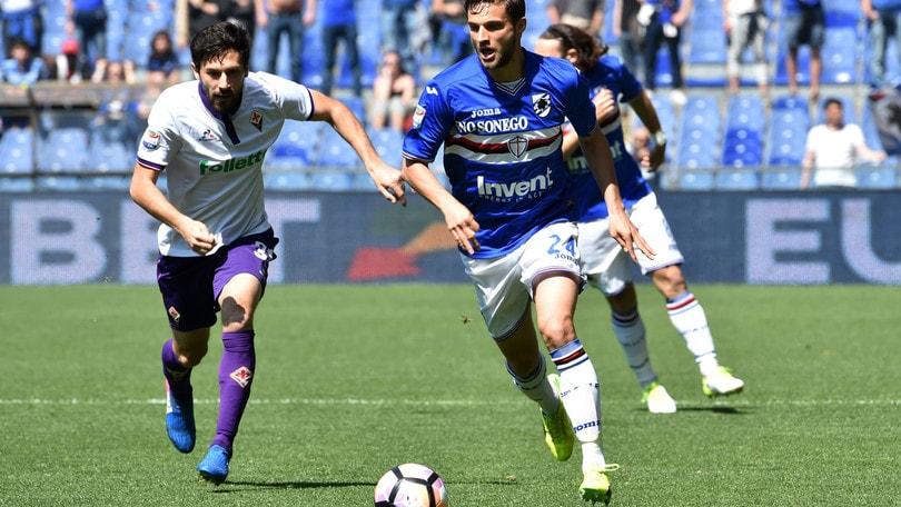 Serie A Sampdoria, Bereszynski resta out