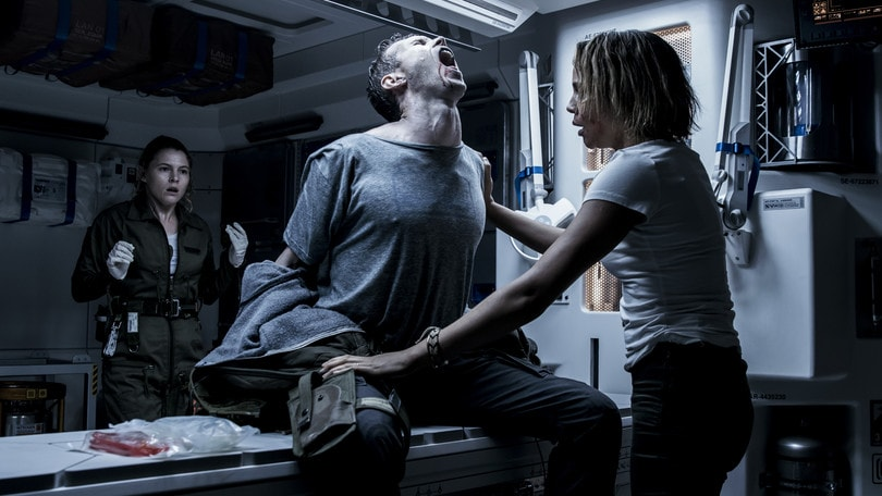 Missione Alien: Covenant