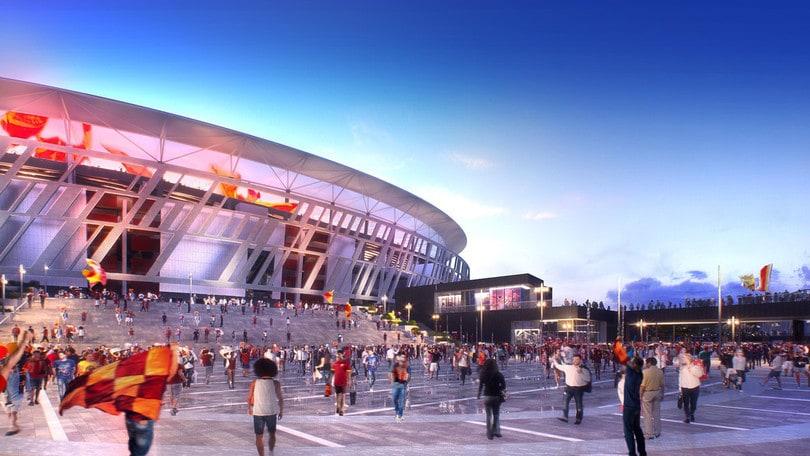 Stadio della Roma: la Giunta approva la memoria per la nuova delibera