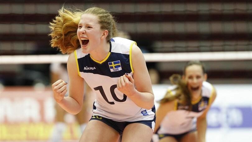 Volley: A1 Femminile, la giovanissima Haak primo acquisto di Scandicci