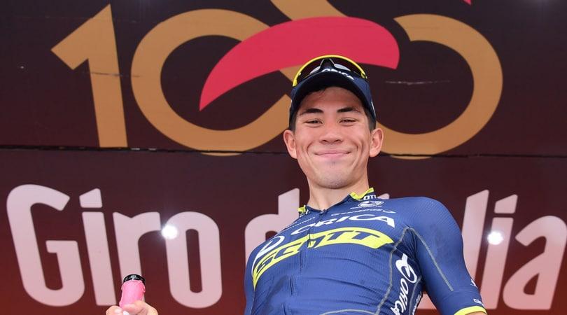 Giro d'Italia: Ewan vince in volata la 7ª tappa