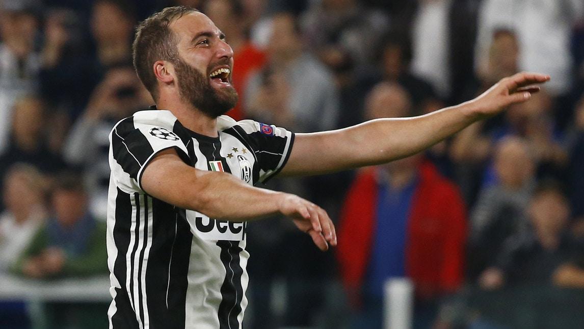 <address>In Italia<br /><br/>Higuain (Juventus): 13,88 milioni di euro