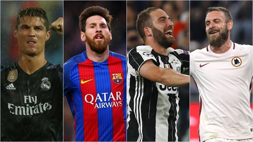 Stipendi nel calcio: classifica dei giocatori più pagati