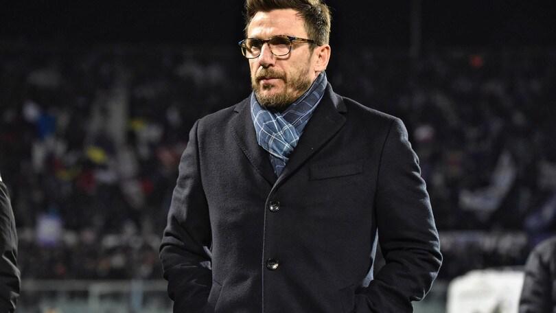 Serie A Di Francesco: «Totti riempie gli stadi. De Rossi? Decisivo per la Roma»