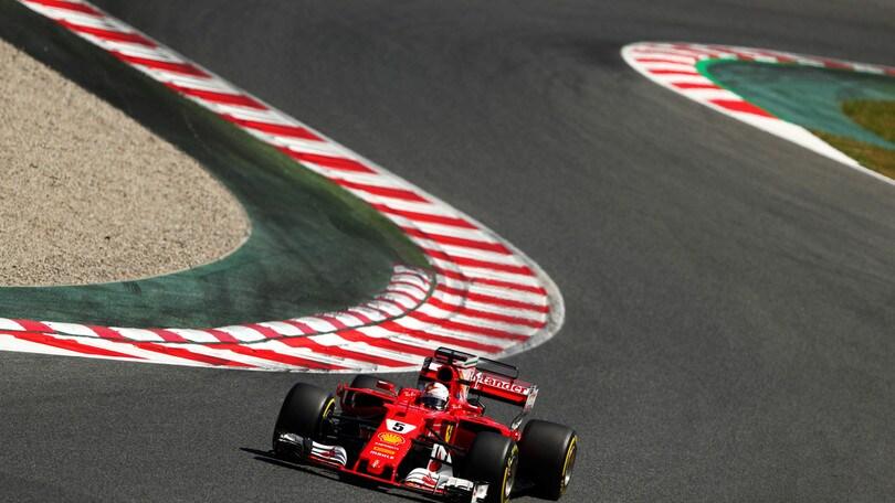 F1, Spagna: Hamilton vola, colpo Vettel a 2,75
