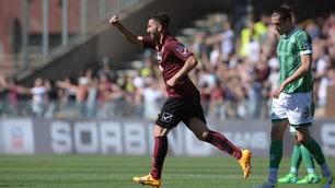 Salernitana-Avellino 2-0: Coda e Improta decidono il derby