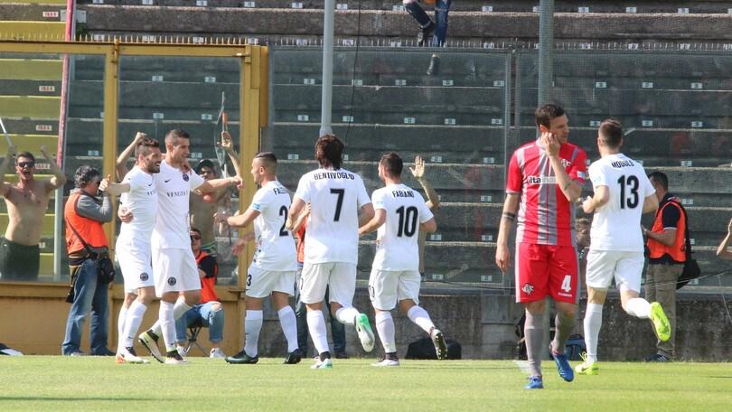 Supercoppa: Venezia corsaro a Cremona. Sabato sarà Foggia-Cremonese
