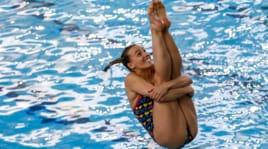 Tania Cagnotto si ritira vincendo gli Assoluti: «Anni bellissimi»