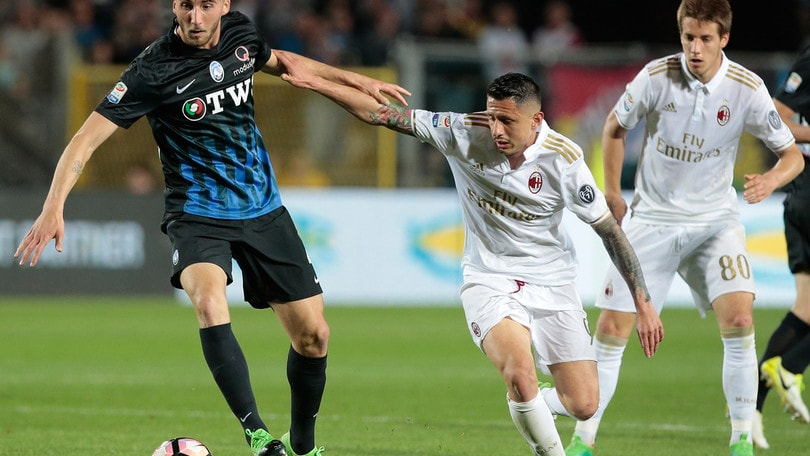 Serie A Atalanta-Milan 1-1, il tabellino