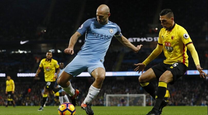 Calciomercato, ufficiale: Zabaleta lascia il Manchester City