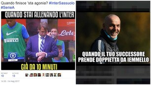 Iemmello affonda l'Inter. Il web è senza pietà