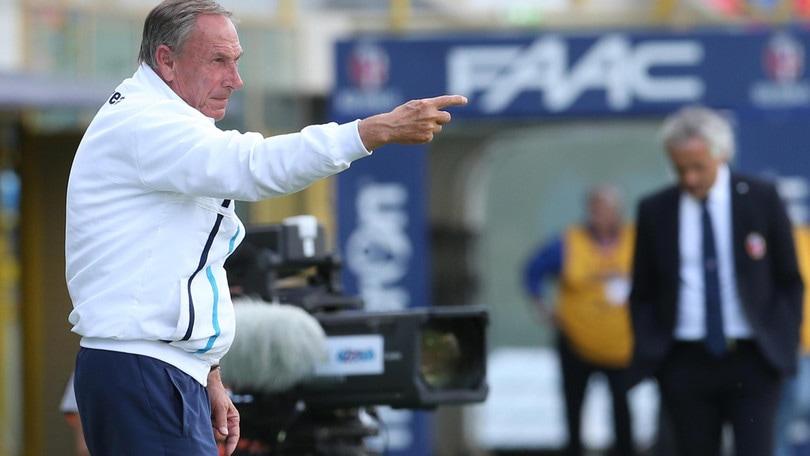 Serie A Pescara, Zeman: «Sarebbe meglio campionato a 16 squadre»