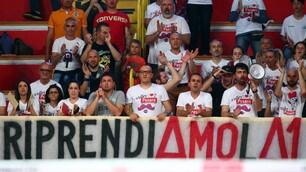 Volley: A1 Femminile, a Pesaro tutti in piazza per festeggiare la promozione