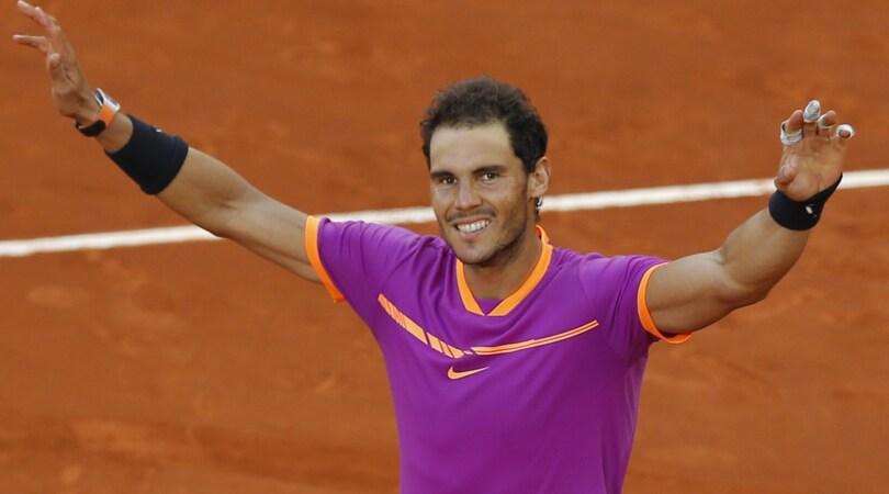 Atp Madrid, Nadal si aggiudica il titolo: battuto Thiem in finale