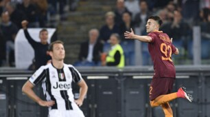 Serie A: Roma-Juventus 3-1, la vittoria dei giallorossi