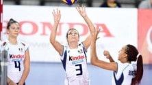 Volley - Carlotta Cambi, lo scudetto e l'esperienza Volleyrò