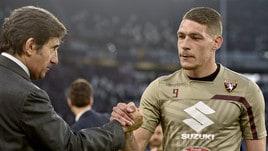 Calciomercato Torino, Cairo: «Belotti resta. Lo teniamo volentieri»
