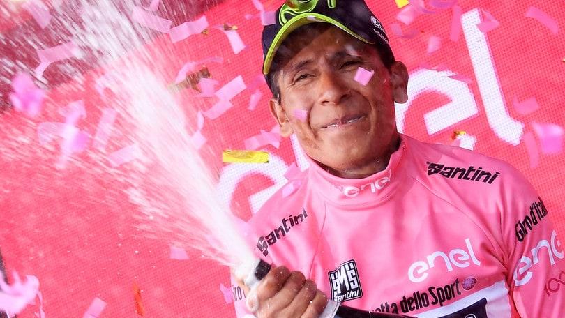 Giro d'Italia: Quintana domina, in lavagna Dumoulin sorpassa Nibali