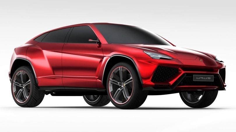 Lamborghini Urus, il primo SUV del Toro avrà 650 CV